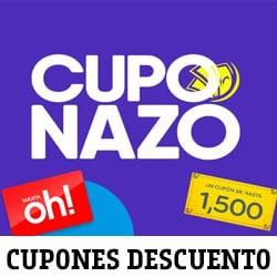 cuponazo plazavea cupones
