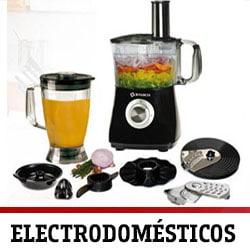 electrodomésticos en plazava