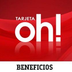 tarjeta oh ofertas y beneficios afiliados