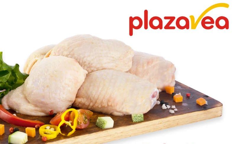 muslo especial de pollo