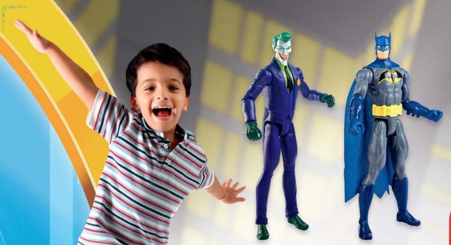 oferta de juguetes para niños en plaza Vea