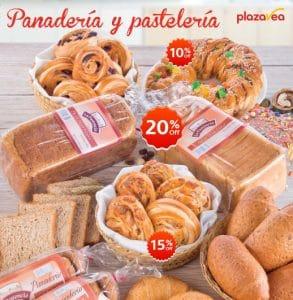 panaderia y pasteleria plaza vea