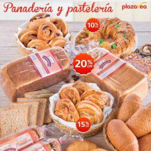 Panadería y comidas preparadas en Plaza Vea. Repostería: Tortas