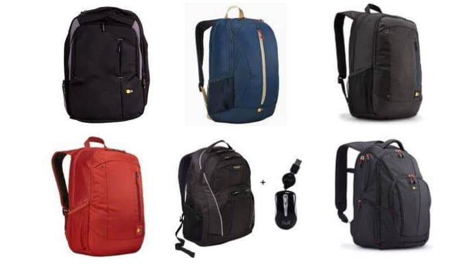 case logic mochilas para laptops