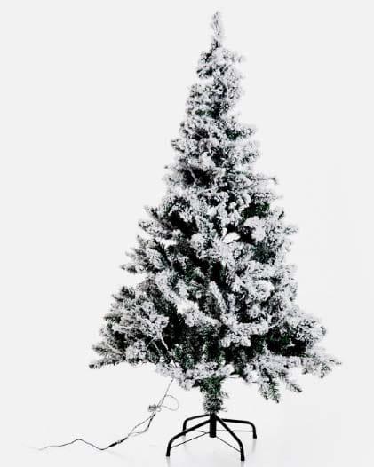 arbol de navidad blanco pequeño