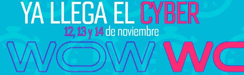 cyber wow plaza vea noviembre