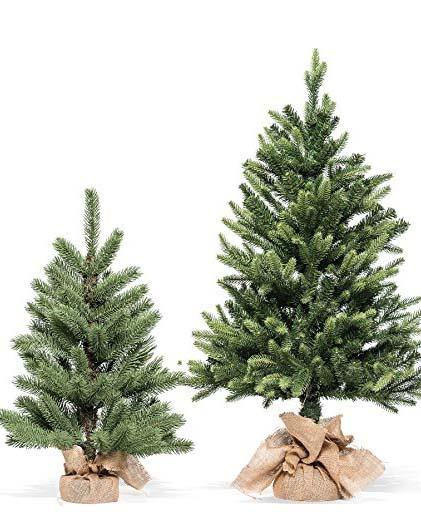 diferencias con un pino de verdad