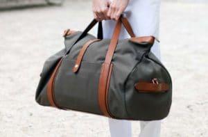 bolso de viaje moderno