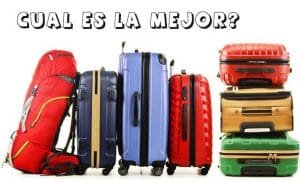 las mejores maletas de viaje peru