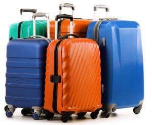 set de maletas grande pequeña y mediana