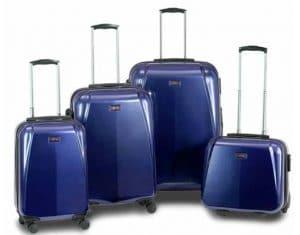 set de maletas rígidas