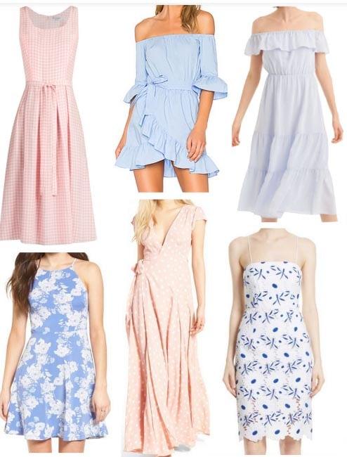 catalogo de vestidos largos para el verano