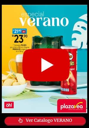 Catalogo VERANO Plaza vea