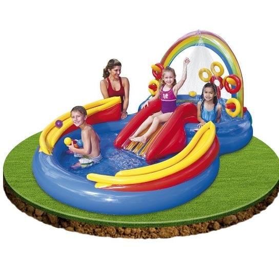 piscinas para niños baratas en plaza vea