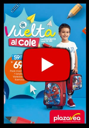 Catalogo escolar Plaza vea