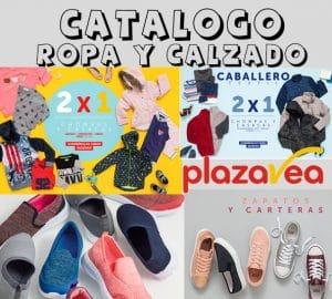 catalogo ropa textil y calzado plaza vea