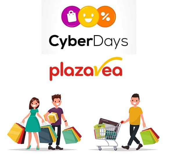 cyberdays en plaza vea