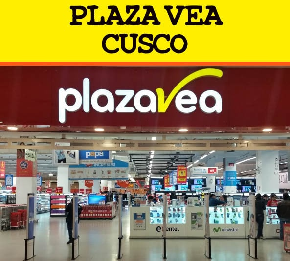 PLAZA VEA CUSCO