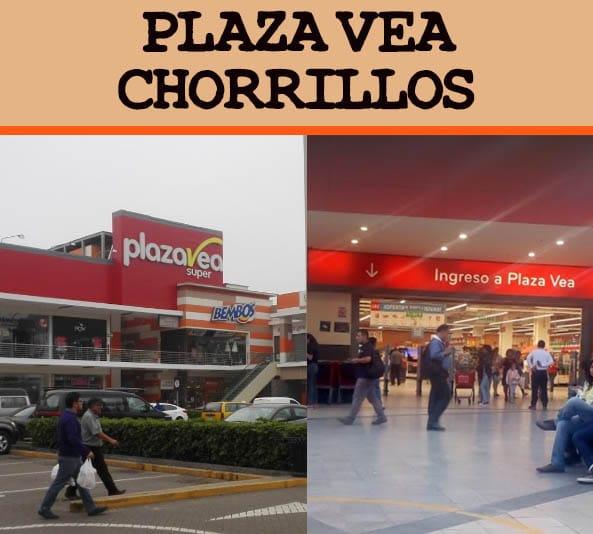 Plaza Vea Chorrillos