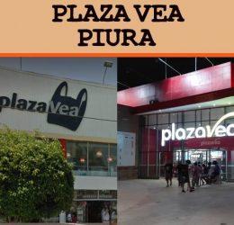 Tienda Plaza Vea Piura
