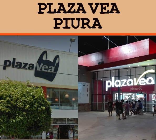 Plaza Vea Piura