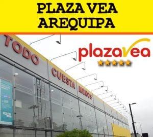 plaza vea arequipa
