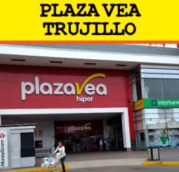 Tienda Plaza Vea Trujillo