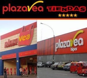 tiendas plaza vea